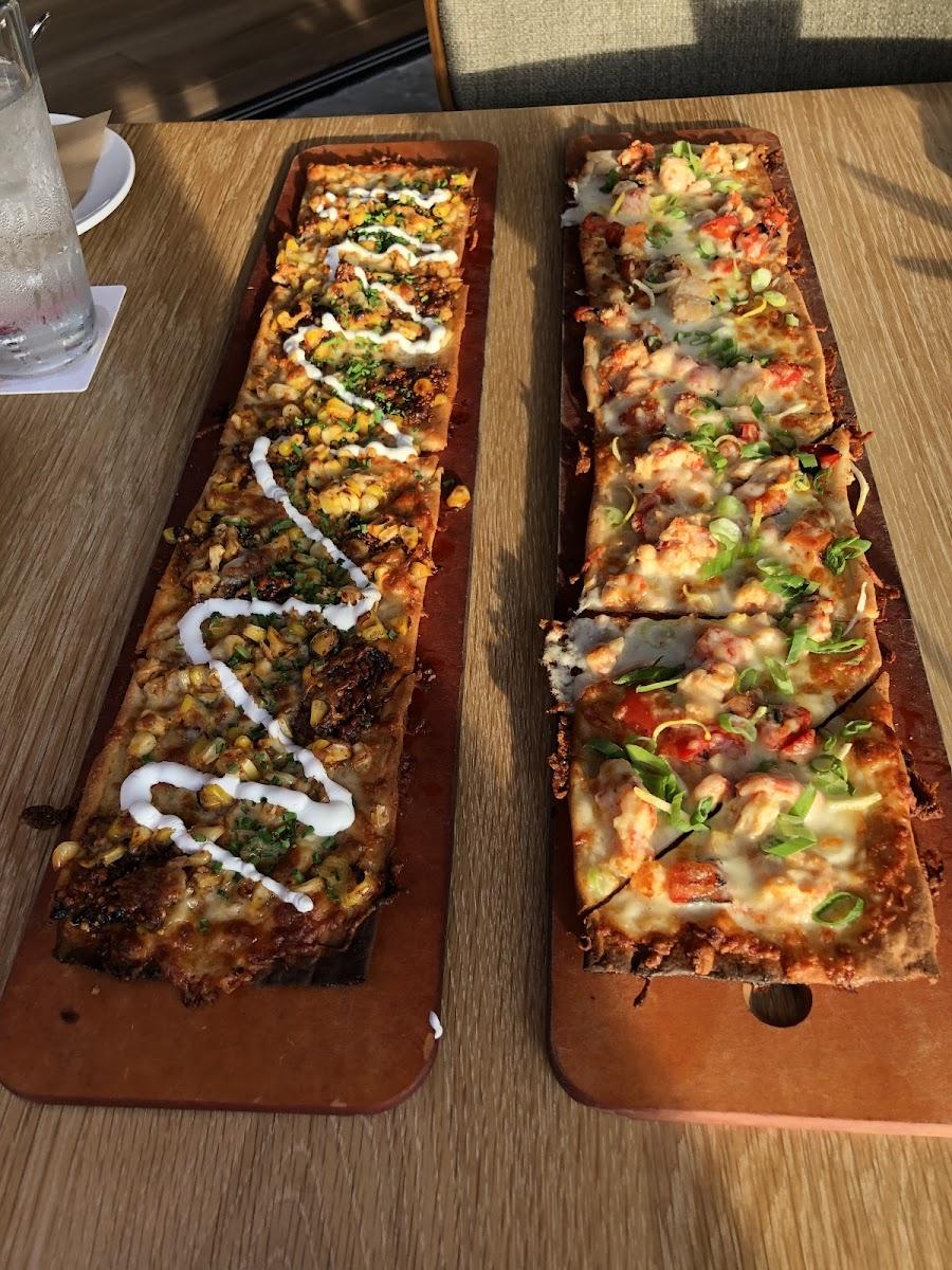 Gluten Free Pizza Photo From Seasons 52