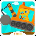 恐龙挖掘机3免费版 icon
