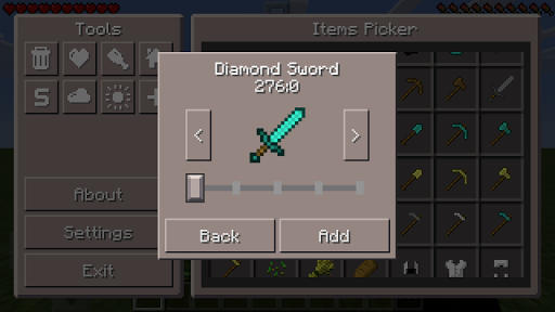 Pocket Manager for Minecraft 2.0.1 screenshots 6