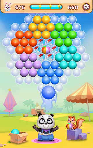 Panda Bubble Mania: Free Bubble Shooter 2019 1.08 screenshots 4