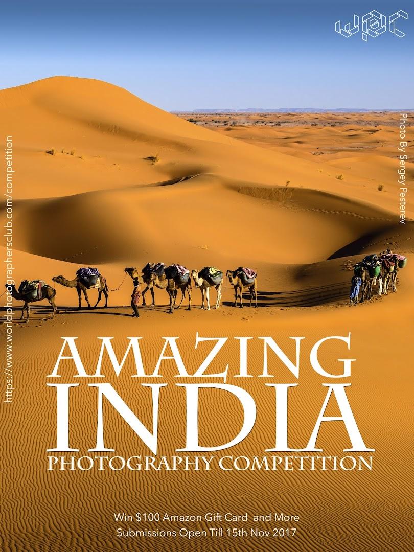 Competition Amazing India