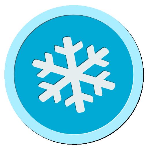 Meteor (Weather) » Snow report Icon
