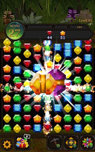 Secret Jungle Pop : Match 3 Jewels Puzzle 1.2.5 screenshots 9