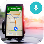 GPS Voice Navigator & Path Finder