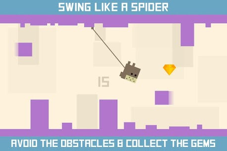 Spider Square MOD (Unlocked/Ad-Free) 2
