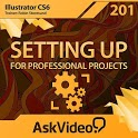 Set Up Course For Illustrator CS6 By Ask.Video icon