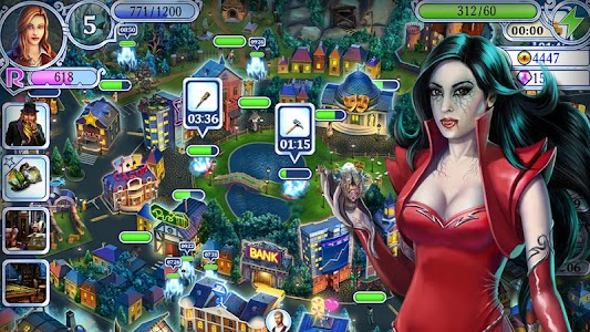 Hidden Objects: Twilight Town screenshot 1