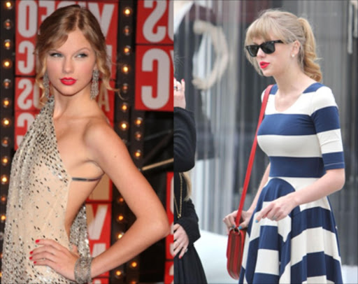 Taylor Swift Gets Breast Implants