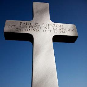 by Emmy Dijkmans - City,  Street & Park  Cemeteries