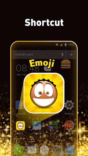 Pop Launcher - Black Emojis & Themes 1.1.10 5