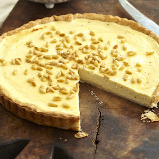 Three Cheese Tart.