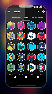 Givon - Icon Pack Screenshot