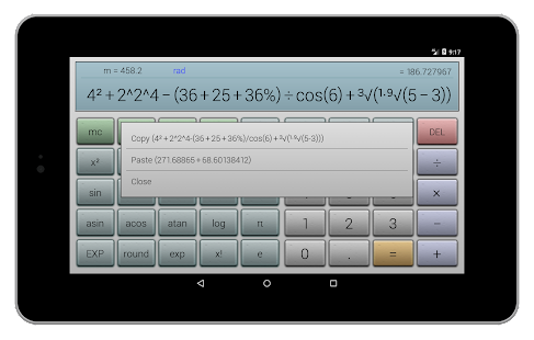 MC Calculator- screenshot thumbnail
