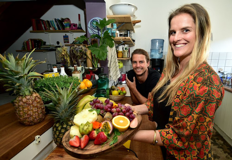 Amy van der Merwe and Duart Maclean are the duo behind An Earthen Life and plan to open a vegan restaurant Kindred Kitchen in Port Elizabeth later this year