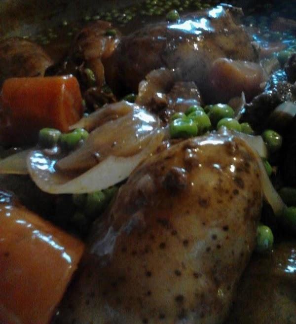 Swiss Steak Stew!
