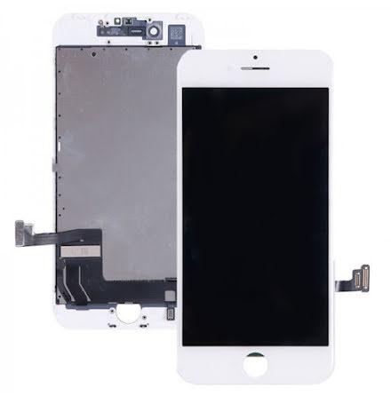iPhone 7 LCD-skärm (LG-tillverkad)  VIT