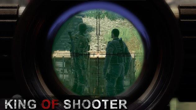 King Of Shooter : Sniper Shot Killer 3D - FPS