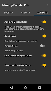 Memory Booster for Android Pro- screenshot thumbnail