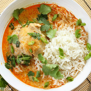 Thai Curry Chicken Thighs Recipes