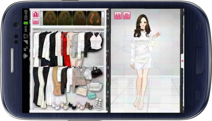 Modern dress up diana android apps on google play