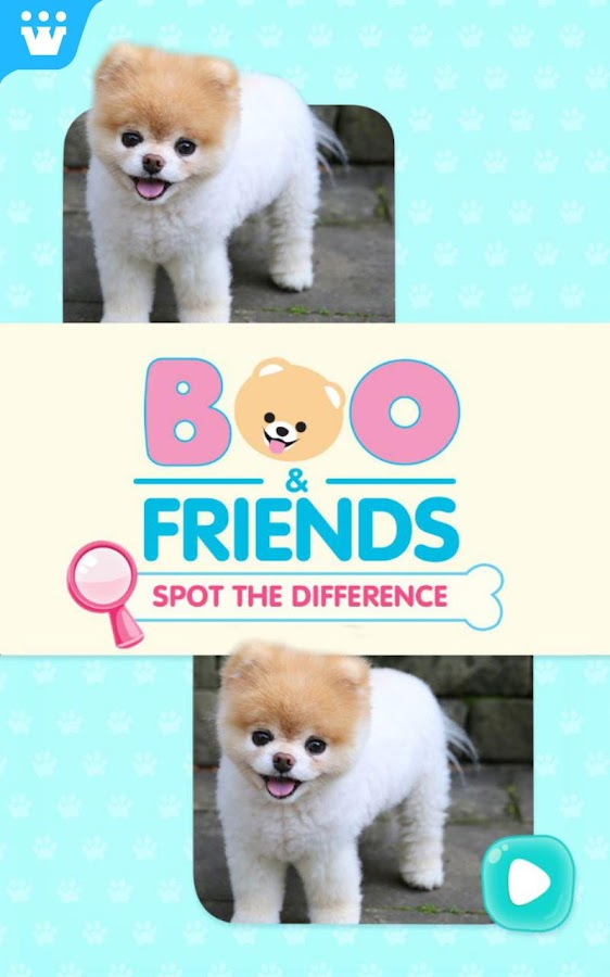 Boo & Friends Spot Differences- screenshot