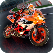 2017 Moto GP Racing - Speed Motorbike Competition