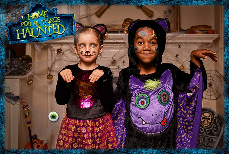 Get set for Halloween with our fang-tastic range of fancy dress costumes
