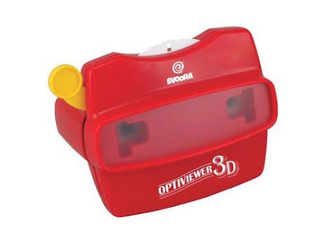 Viewmaster 3D & 2 filmer