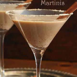 Gingerbread Martinis – Sugar-Free.