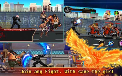 Black Fighter: Shadow Hero - Street Legend Warrior - náhled