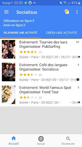 Socializus 37 screenshots 3