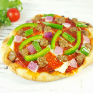 Meat Lovers Mini Pizza