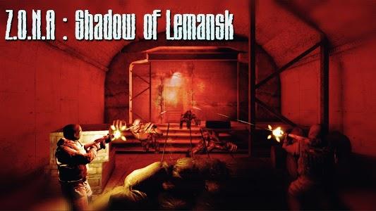 Z.O.N.A Shadow of Lemansk Lite 1.01