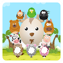 Animal Pop Balloon Popping Fun icon