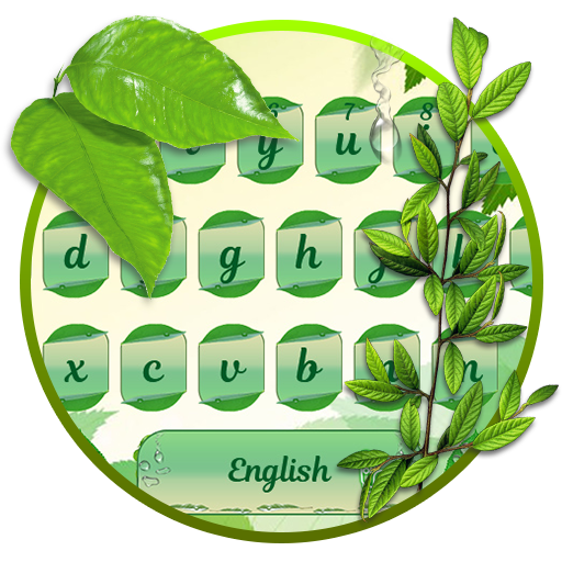 Spring Fresh Keyboard Theme