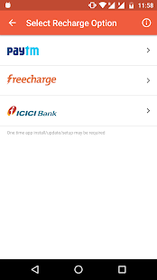 iReff - Recharge Plans, Offers- screenshot thumbnail
