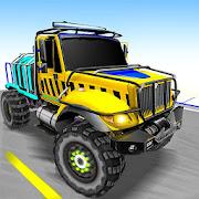 Superhero Truck Offroad Racing: Monster Drive 3D