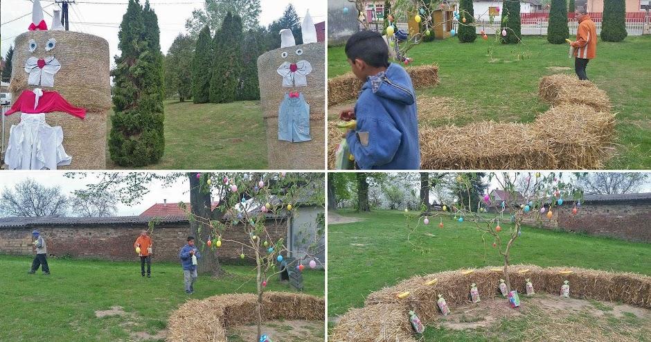 Húsvéti ajándék az iskolásoknak