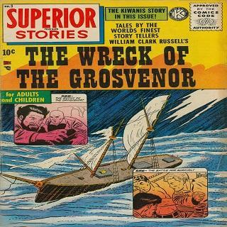 Grosvenor Wreck