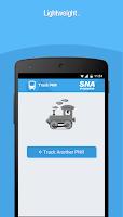 Screenshot of Track PNR - Indian Rail IRCTC
