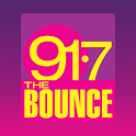 91.7 THE BOUNCE Edmonton icon