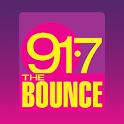 91.7 THE BOUNCE Edmonton icon