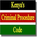 Kenya's The Criminal Procedure Code icon