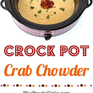 Crock Pot Crab Chowder