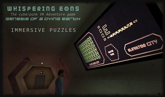 Whispering Eons #0 (VR Cardboard adventure game) - náhled