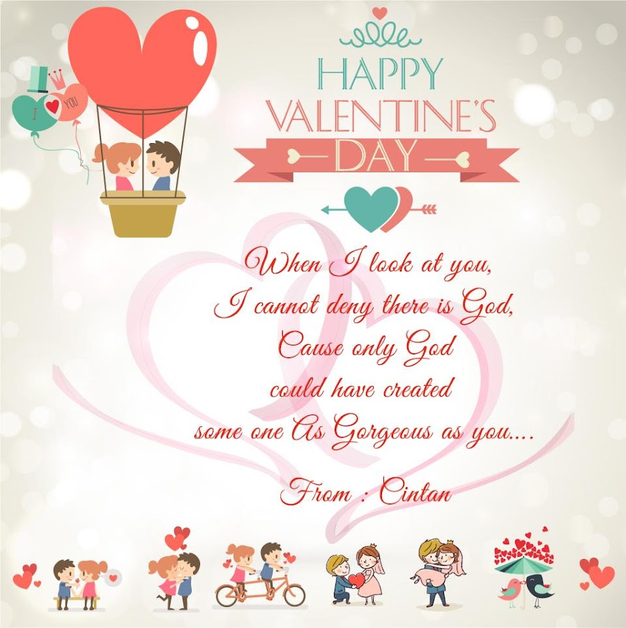 Valentine Greeting Cards Maker Android Apps on Google Play – Valentines Day Card Maker