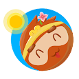 Weather widget for Journey icon