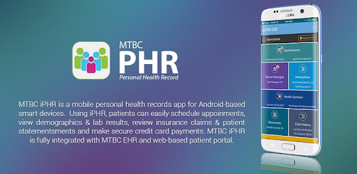 mtbc phr apps on google play