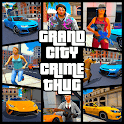Grand City Crime Thug - Gangster Crime Simulator icon
