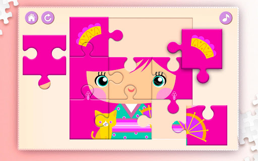 Kids Puzzles for Girls  screenshots 9